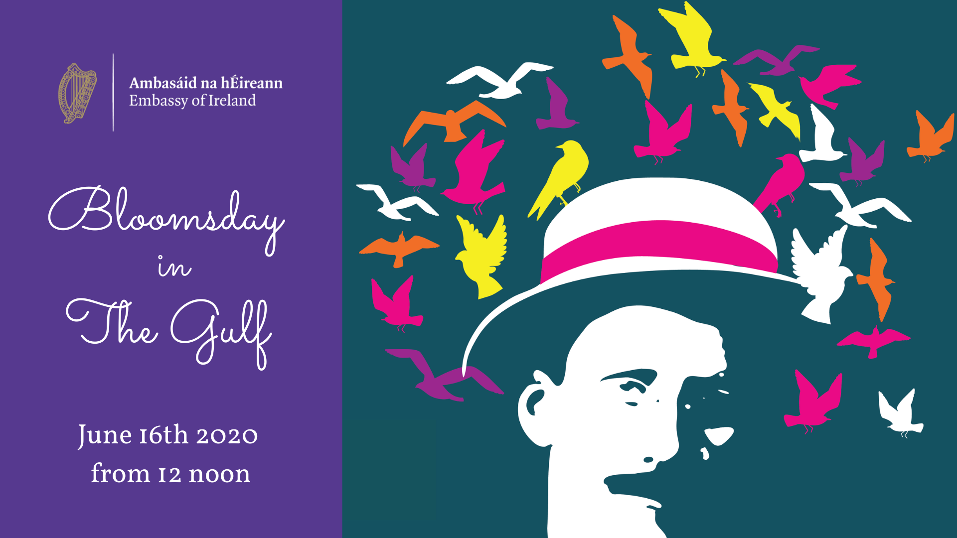 Bloomsday in The Gulf 2020