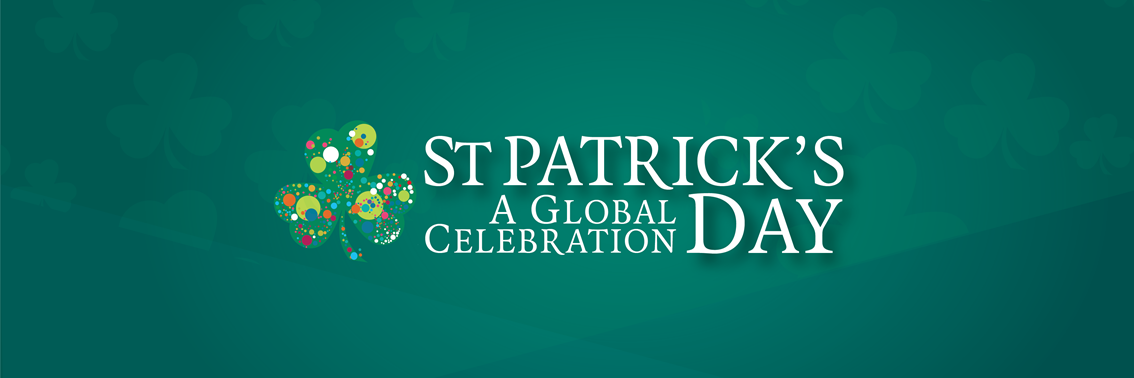 St. Patrick's Day Virtual Reception