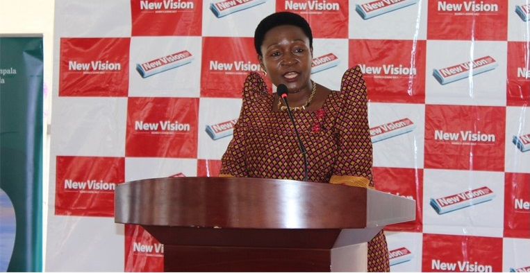 Hon. Rosemary Sseninde, Minister of State for Primary Education
