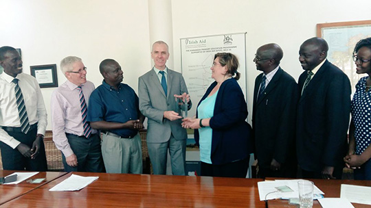 Global Partnership Award for Karamoja Primary Education Programme