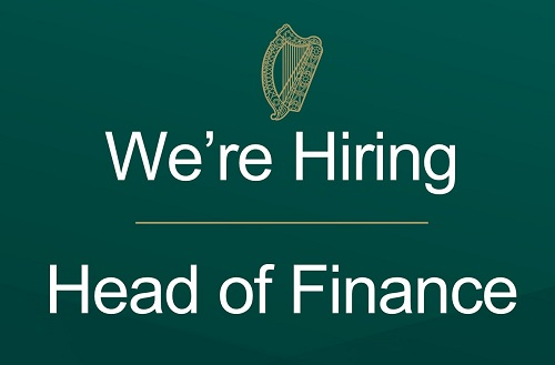 Latest News - Job Vacancy - Head of Finance - Department of
