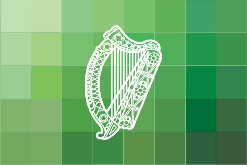 Shades of Green - A Celebration of Irish Arts in America