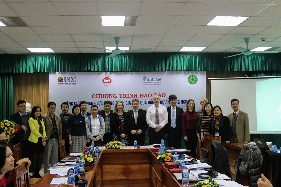 Ireland supports Vietnam to evaluate investment efficiency of agricultural projects