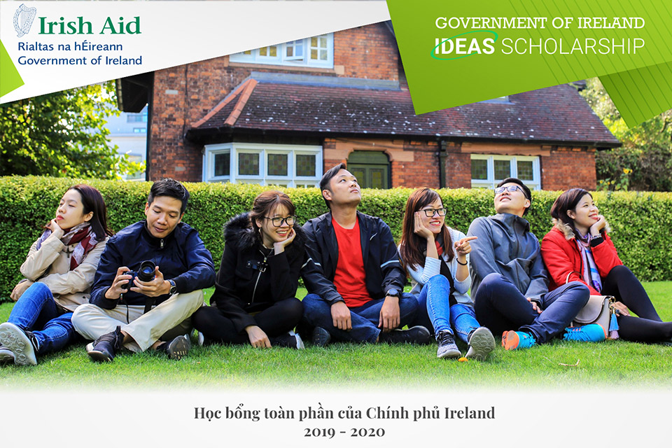 IDEAS Scholarship Programme 2019-2020 is now open for applications