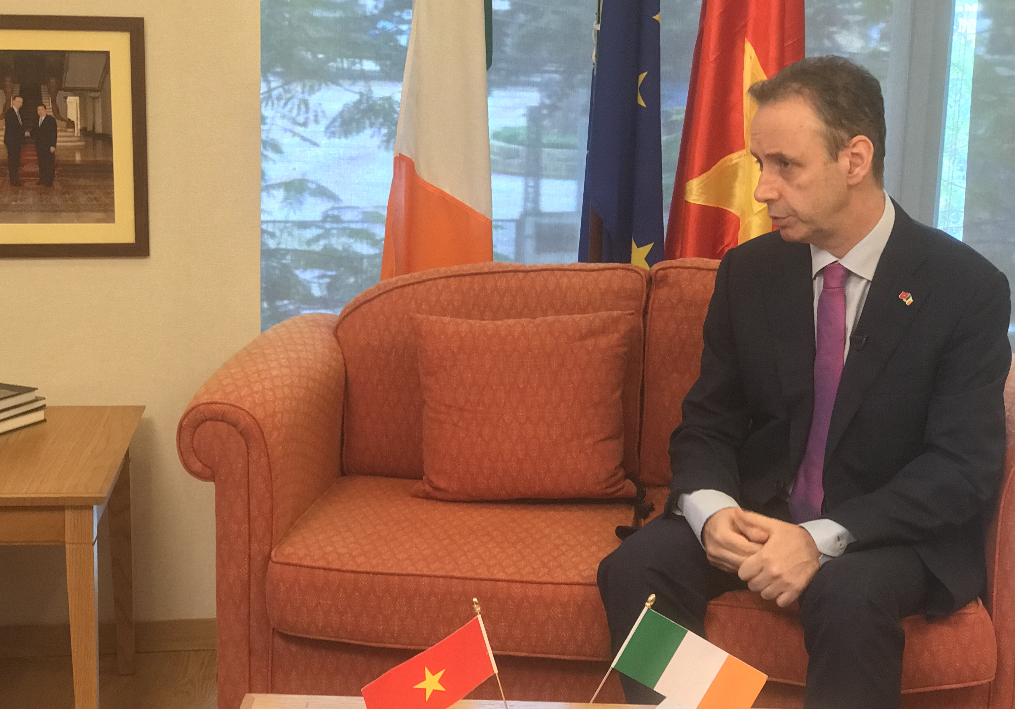 EVFTA will bring great opportunities for Vietnam and Ireland