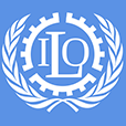 """Flag of ILO"" by Denelson83 - Own work. Licensed under CC BY-SA 3.0 via Commons - https://commons.wikimedia.org/wiki/File:Flag_of_ILO.svg#/media/File:Flag_of_ILO.svg"